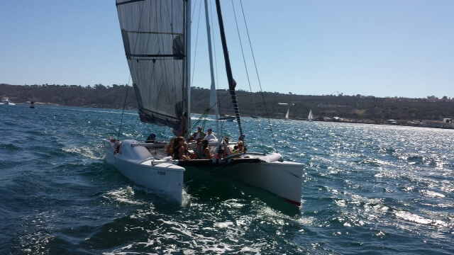 Where To Go Sailing In San Diego